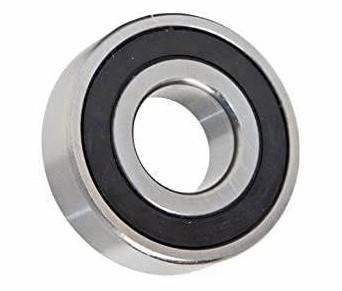 Emq Quality Single Row Ball Bearings with Sealed Shields