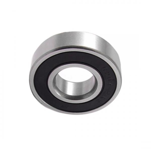 Factory wholesale spare part deep groove ball bearing 6204 2RS #1 image